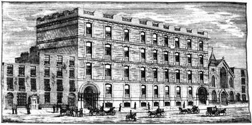 Jervis Street Hospital (The Jerv)